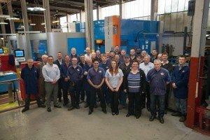 PAB Team in workshop
