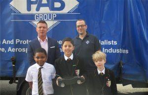 pupils from lichfield school